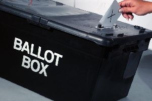 Voters will go to the polls on December 12.