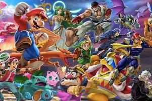 Super Smash Bros Ultimate launches in December