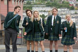 A still from series one of 'Derry Girls'. (Photo: Channel 4)