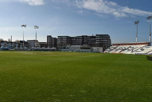 1st Central County Ground, Hove