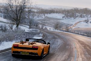 Screenshot from Forza Horizon 4