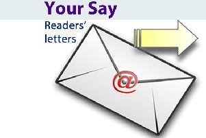 Your letters to the newspaper SUS-181214-104016001