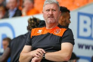 Terry McPhillips will this week look to bolster his attacking options after his Blackpool side again failed to hit the back of the net at the weekend.