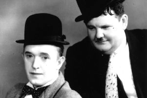 Stan Laurel and Oliver Hardy 146426926,3461739,51793011,52236