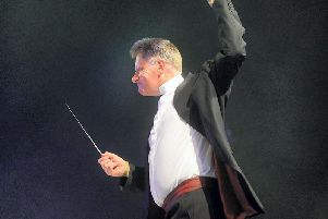 Conductor Stephen Bell