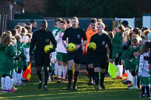 Bognor and Tonbridge come out to play on Saturday/ Picture by Tommy McMillan