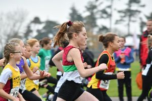 Tilly Lainchbury produced her result of the season in final fixture