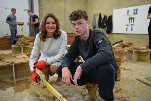 Gillian Keegan appointed Apprenticeships Ambassador