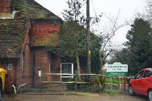 Cedarwood Care Home, Hastings Road near Battle