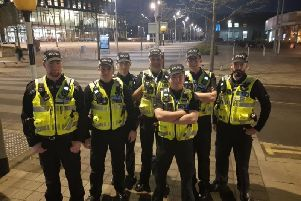 Corby police are cracking down on troublesome youths in the town NNL-190222-165321005