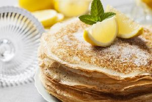 It's Shrove Tuesday. Will you be helping yourself to pancakes today?