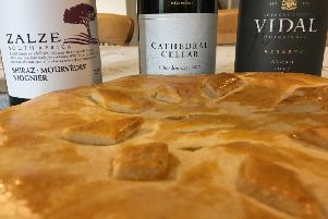 Pies and wines