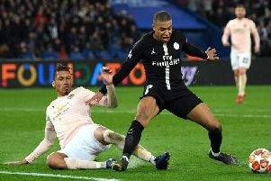 Kylian Mbappe  (Photo by Shaun Botterill/Getty Images)