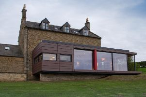 Warwickshire Farmhouse is shortlisted for the RIBA West Midlands Awards. Photo: N. Barber-Robinson/RIBA