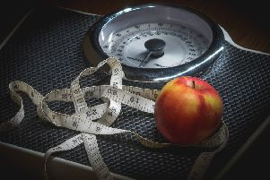 Cabinet members heard that more than half of Chichester residents are classed as overweight