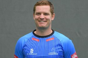 Ben Brown, Sussex skipper for the championship and one-day cup campaigns / Picture by PW Sporting Photography