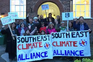 Members of the SECA (South East Climate Alliance