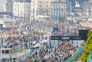 Brighton marathon credit Francesca Naylor (Grounded Events Co)