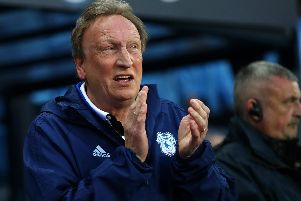Neil Warnock. Picture by Getty Images