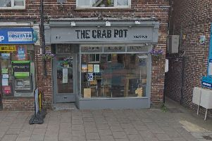 The Crab Pot in the High Street. Picture via Google Maps