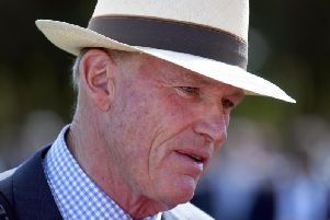 John Gosden - often in the honours at Goodwood / Picture by Malcolm Wells