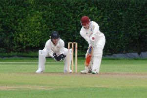 Tom Weston hit a big century for Cuckfield in their win over Mayfield.