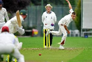 Chris Barnett starred in Steyning's opening-day win over Ansty. Picture by Steve Robards