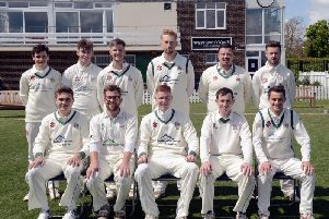 Bognor CC line up for the 2019 season / Picture by Kate Shemilt