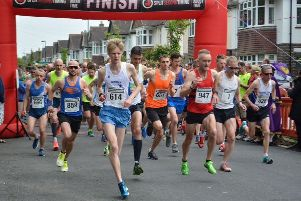 There is not long to go until this year's race
