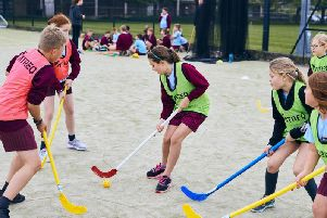 Pupils enjoyed a wide range of sports at the mini-Olympics / Pictures by Marcel Grabowski