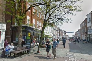 East Street in Chichester. Photo: Google Image