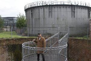 'Flame Gasworks: An inside story' was the final instalment of Industrial Heritage Month.