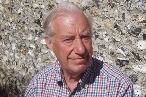 Richard Hancock from Chichester has been recognised in the Queen's Birthday Honours List
