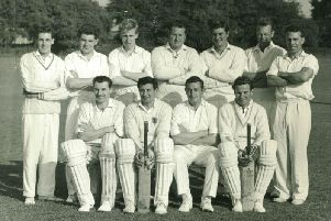 Walberton CC in the 1950s