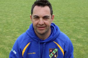 Ian McGregor, North West Warriors Head Coach.
