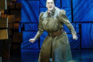 Elliot Harper as Miss Trunchbull