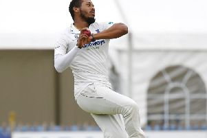 Chris Jordan kept Sussex in the game at Kidderminster / Picture by www.yasps.co.uk