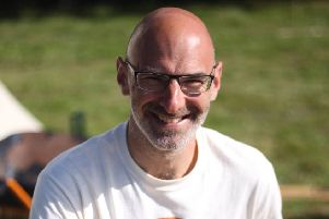 Nigel Berman, founder and chief wild officer at School of the Wild