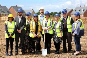 The new scheme, which is being developed by Housing 21 in partnership with Arun District Council and West Sussex County Council, will provide 60 one and two bedroom apartments for affordable rent and shared ownership.