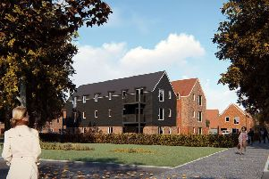 Plans for 160 homes at Graylingwell