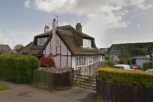 The building in Manor Road Selsey. Picture via Google Streetview