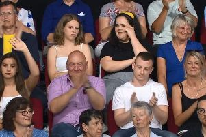 Credit: BBC Question Time