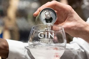 A Great British Gin Festival held elsewhere in the country