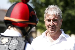 American trainer Wesley Ward. Picture: Alan Crowhurst/Getty Images