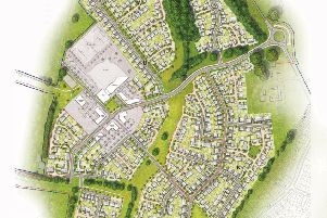 An artists' impression of the plans