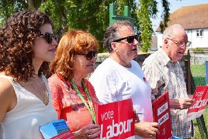 Labour is campaigning for Job Centre services to be returned to Rye