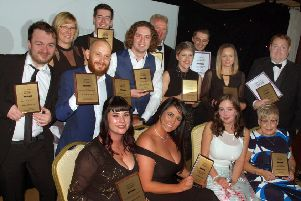 The finalists chosen for last year's Melton Times Achievement Awards, which have been renamed for 2019 as the Best of Melton Awards EMN-190208-174233001