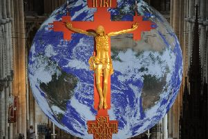 Earth Gaia at Peterborough Cathedral EMN-190819-205420009