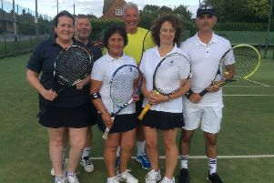 Hamilton's mixed third team enjoyed one of the best results of the week for the Melton club EMN-190820-155842002