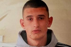 Daniel Gjinaj. Photo: Sussex Police